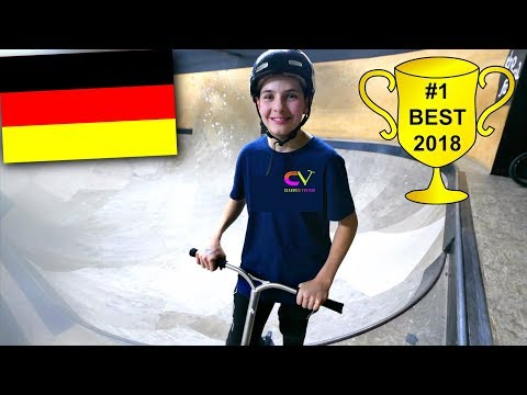 BEST SCOOTER KID IN GERMANY 2018!