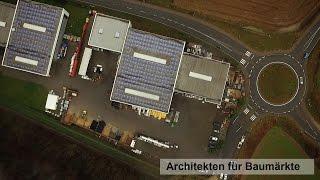 Architekten für Baumärkte | SHA Scheffler Helbich bei Baustoffe Geulen