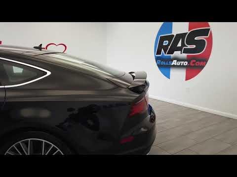 Pre-Owned 2016 Audi A7 Sedan 4D 3.0T Premium Plus AWD