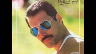 Freddie Mercury - My love is dangerous (1985)