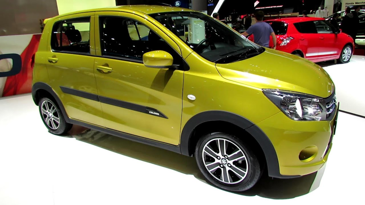 2015 Suzuki Celerio - Exterior and Interior Walkaround - Debut at 2014 Geneva Motor Show