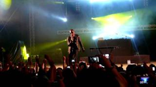 Taio Cruz - Forever Love (Innsbruck 10.07.2011)