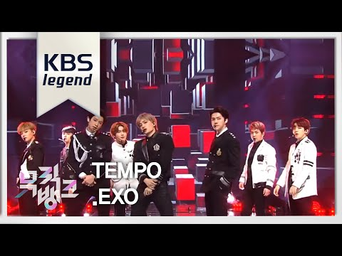 Download 뮤직뱅크 Music Bank - TEMPO(템포) - EXO(엑소).20181116 HD Mp4 3GP Video and MP3