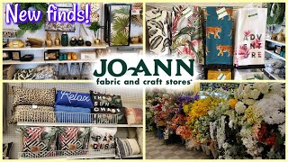 JOANN'S NEW FINDS STORE WALKTHROUGH * SHOP WITH ME 2020