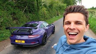 My New Porsche GT3 RS! | Insane First Drive