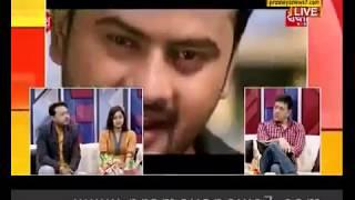 Breakfast Odisha With  Famous Odia Film Actor And Politician Siddhanta Mahapatra