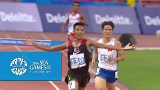 """Athletics Men's 3000m Steeplechase Final (Day 7) 