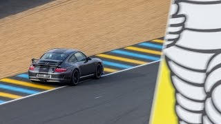 preview picture of video 'Porsche 997 GT3 CS Le Mans'