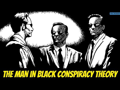 The Real Men In Black - Bizarre ontmoetingen