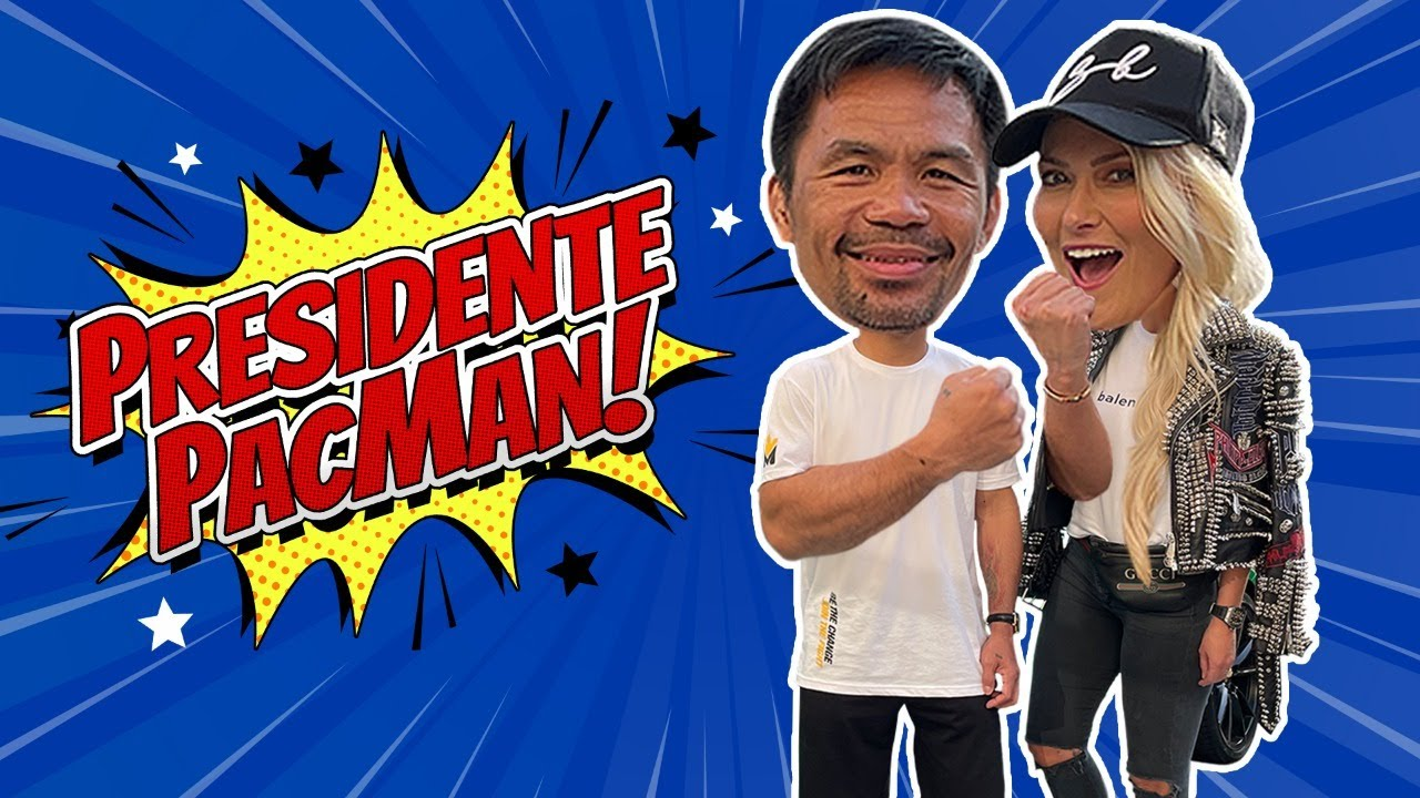 Manny Pacquiao New President of Philippines!
