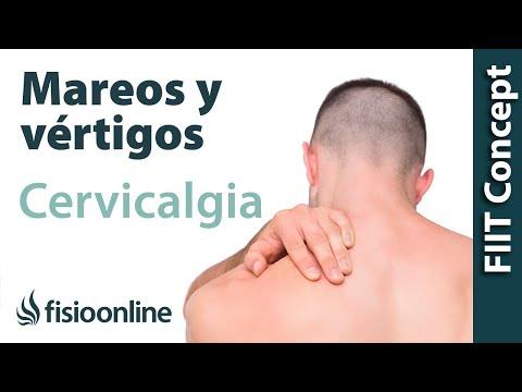 El síndrome coclear osteocondrosis cervical