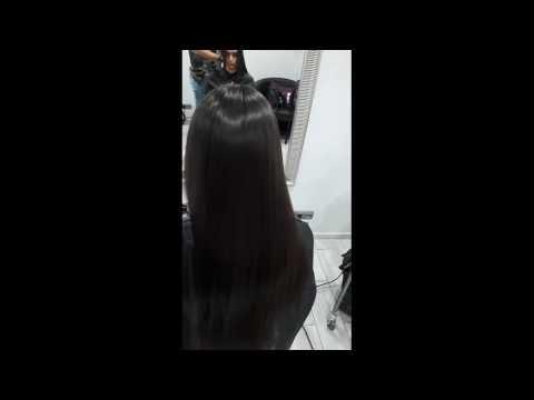 Maska miodu kefir włosy