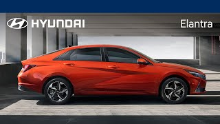 YouTube Video T6Ya9ECTjFc for Product Hyundai Elantra & Elantra Hybrid Compact Sedan (7th-gen, CN7, 2021) by Company Hyundai Motor Company in Industry Cars
