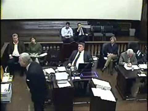 Dennis Wilenchik Gives Closing Argument