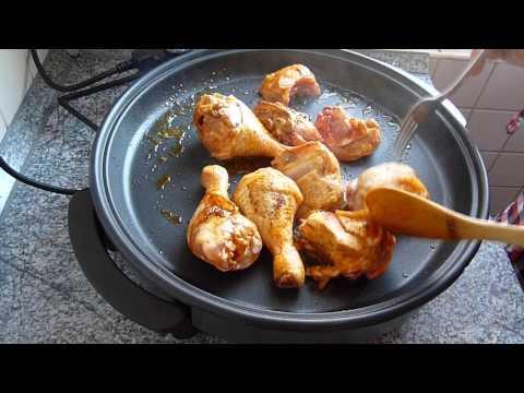 Hähnchenkeule mit Kartoffeln - Türkische Rezepte    #Patatesli tavuk budu