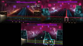 Rocksmith Remastered ~ Let Me Go by 3 Doors Down ~ Lead/Rhythm/Bass