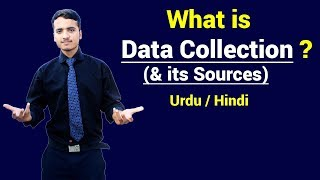 What Is Data Collection & Source Of Data Collection ? Urdu / Hindi