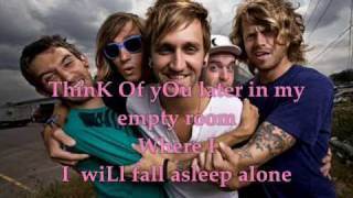 Every AvenUe - ☼Think Of You Later♪ (lyrics)