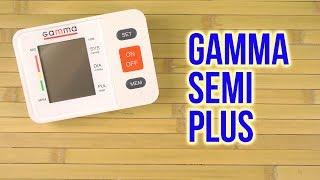 Gamma Semi Plus - відео 2
