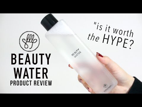 Beauty Water by Son & Park #3