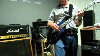 Redshift Riders-Satriani cover in memory of Paul Walker!