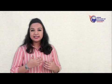 Pre and Primary Teacher Training - YouTube