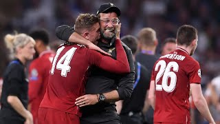 Jürgen Klopp's Madrid celebrations uncut | Six minutes of brilliant reaction on the final whistle