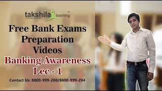 Banking Awareness for SBI CLERK / IBPS PO - Financial Terms : Online Banking Classes
