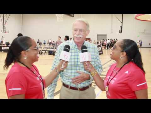 TwinSportsTV: Interview with Mr. James Naismith grandson of Dr. James Naismith basketball Inventor