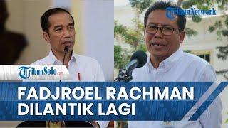 Jokowi akan Lantik Fadjroel Rachman sebagai Dubes Kazakhstan di Istana Negara