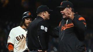 MLB | 2018 May Ejectons ᴴᴰ