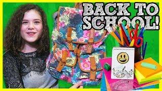 🤓 📚 Back To School Shopping & Hauls! 🍎 📔