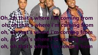 JLS that's where i'm coming from.wmv