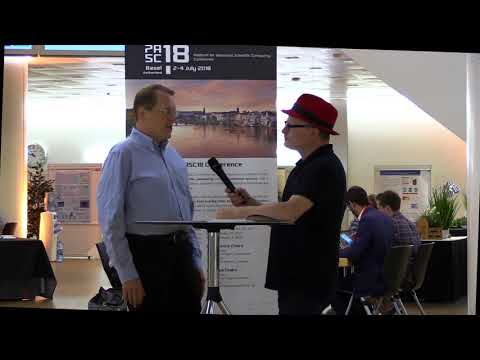 Bader PASC18 interview