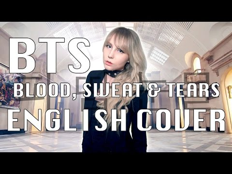 BTS - Blood Sweat & Tears [English Cover]