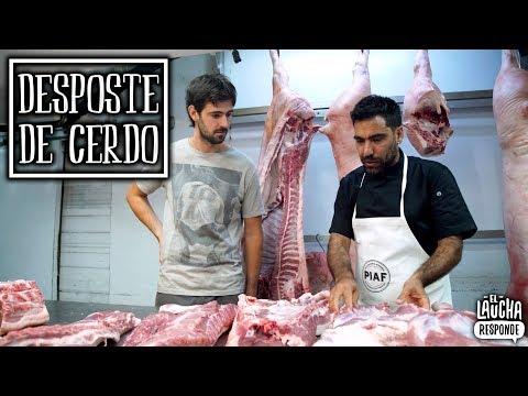 Desposte de Cerdo - Todos los Cortes Tradicionales y más   El Laucha Responde