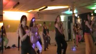 Zumba Spring in the Summer 2012 4