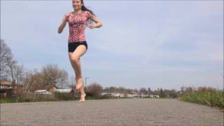 Easy Barefoot Running Training Schedule | RUN FOREFOOT
