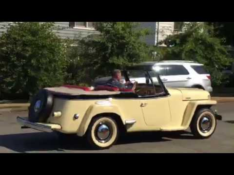 Video of 1949 Jeepster - LPU9