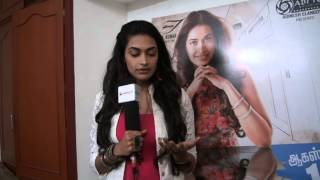 Heroine Salony Luthra Special Interview- Sarabham