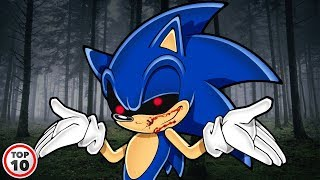 Top 10 Scary Sonic Stories