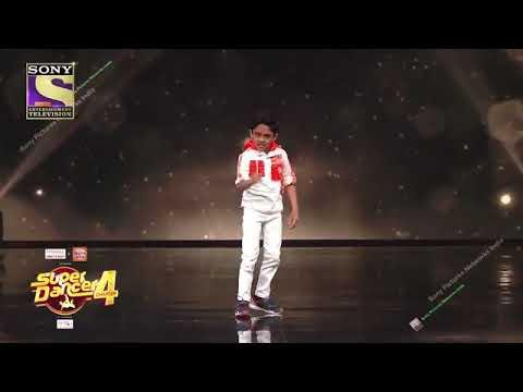 Sanchit amazing dance in super dancer chapter 4