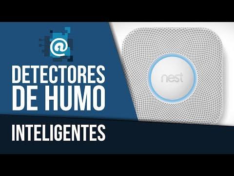 DETECTORES DE HUMO INTELIGENTES