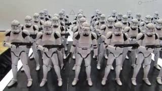 【東京おもちゃショー2016】BANDAI STARWARS PLASTIC MODEL