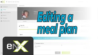Editing and Delivering Plans to your Clients | Evolution Nutrition