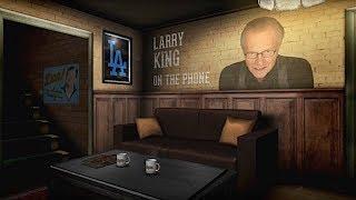 TV Host Larry King on The Dan Patrick Show | Full Interview | 10/27/17