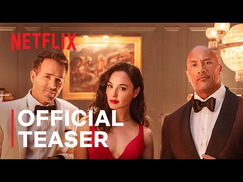 Red Notice (2021) Official Teaser Trailer