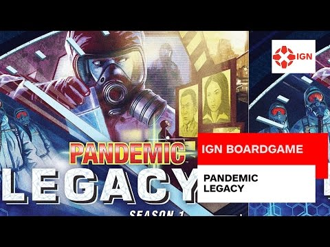 IGN BoardGame: Pandemic Legacy - IGN Hungary
