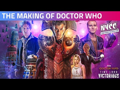 The Making of Doctor Who - Time Lord Victorious