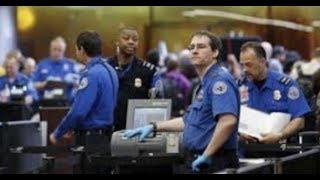 """Breaking: """"Shutdown Chaos In Airports"""" TSA Staff Shortage"""